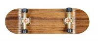 WOODLIFE Komplett-Board WENGE-GO-SWZ