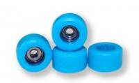 Roly Poly Räder Blau, mit ABEC5 Kugellager