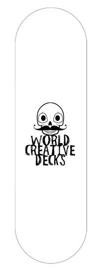 """World Creative Deck #1 """"WCD Minilogo"""""""