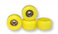 Roly Poly Räder gelb, mit ABEC5 Kugellager