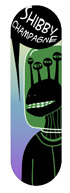 "Shibby Champange Deck #1 ""I am"""